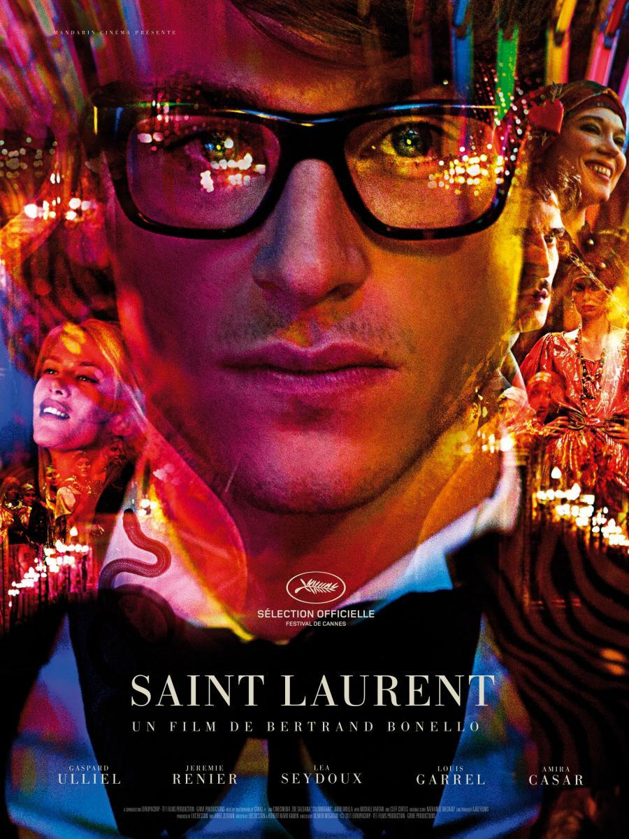 Saint Laurent (2014) - Filmaffinity