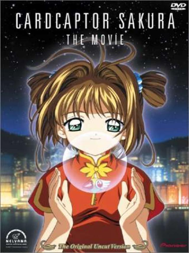 Sakura Card Captor - Películas..
