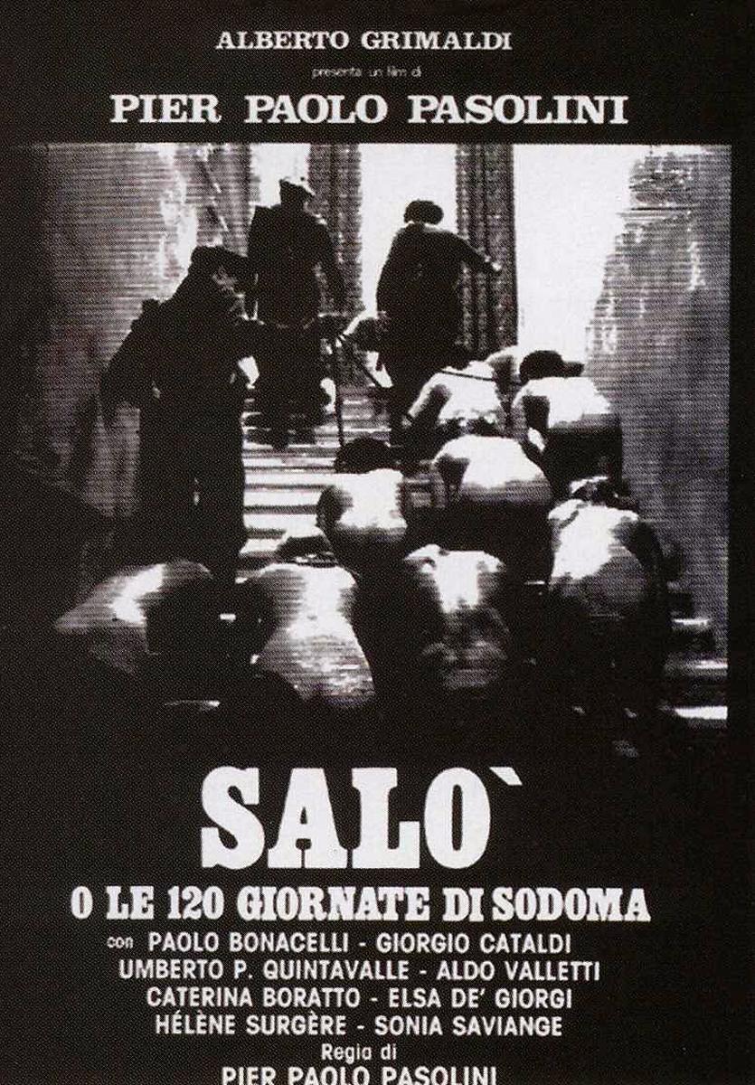 Salo O Los 120 Dias De Sodoma 1975 Filmaffinity