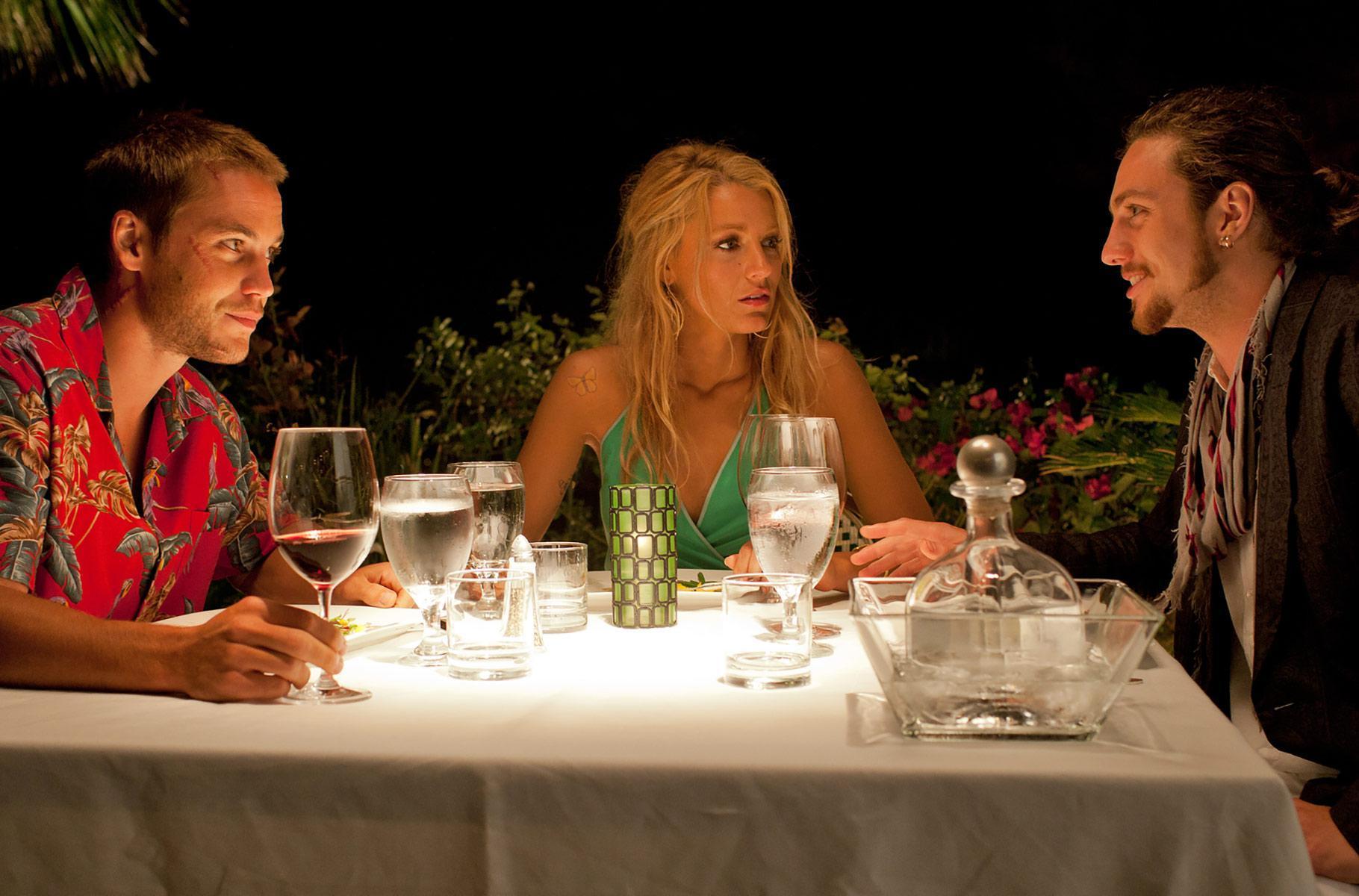 El rubio minutos dating