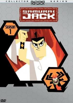 Samurai Jack (Serie de TV)