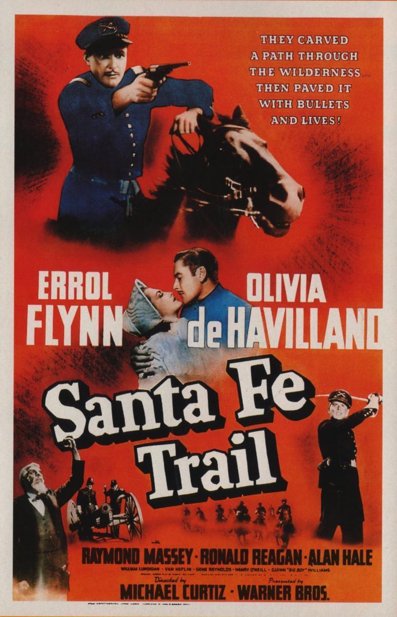 Santa Fe Trail - Poster / Main Image