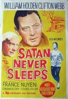 Satan Never Sleeps  - Posters