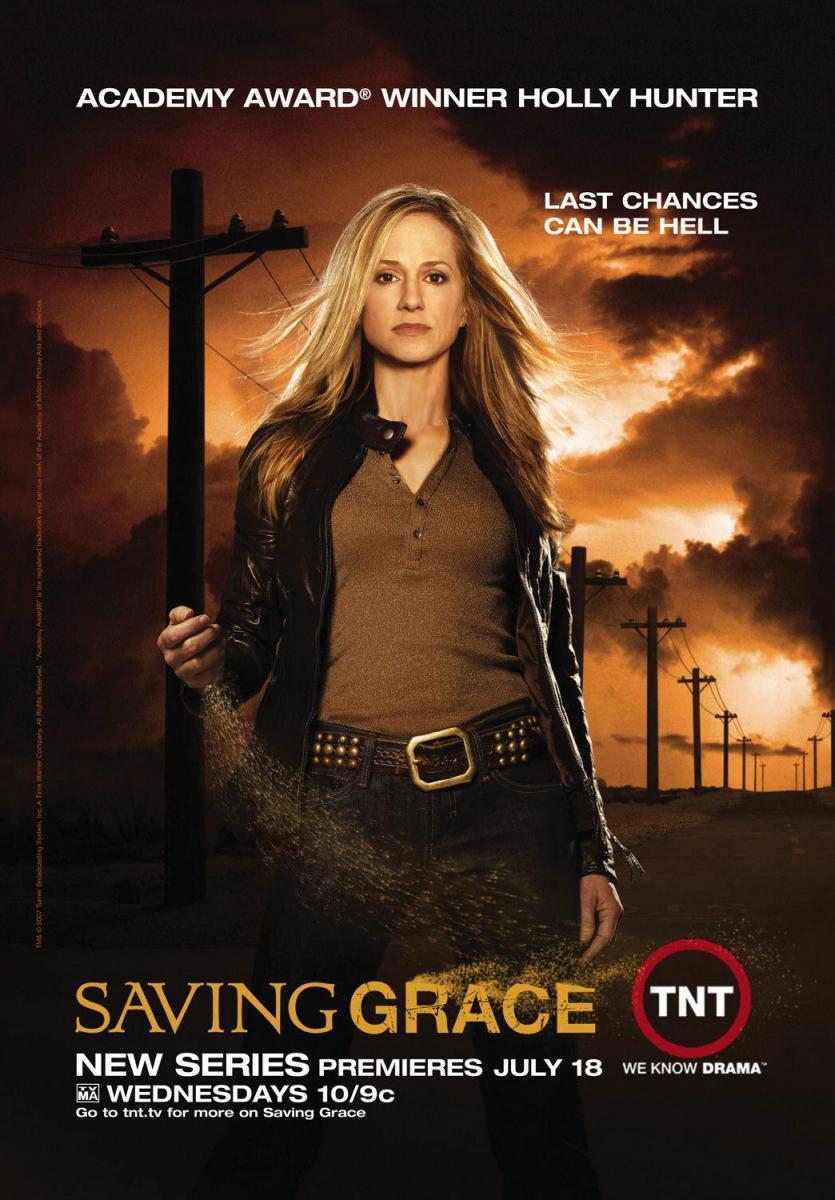 Image gallery for Saving Grace (TV Series) - FilmAffinity
