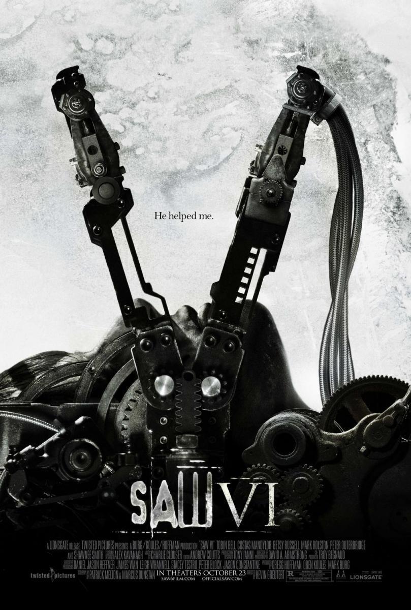 Saw VI (Saw 6) (2009) - Filmaffinity