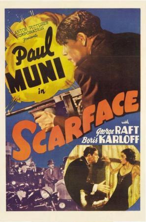 Scarface, el terror del Hampa