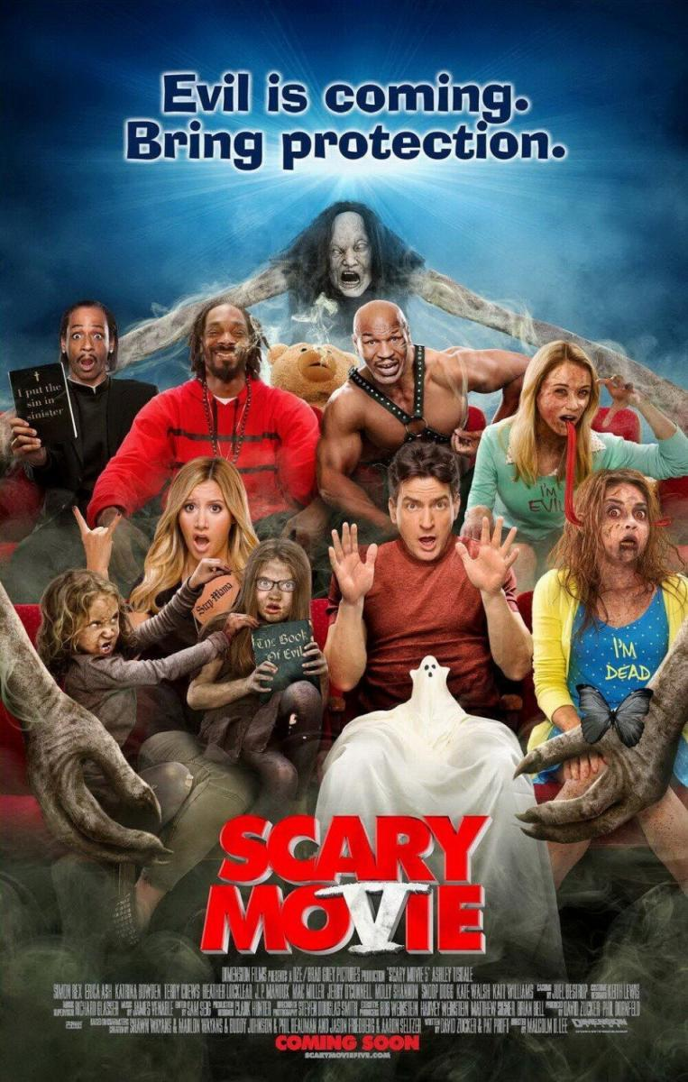Scary Movie 5 2013 Filmaffinity