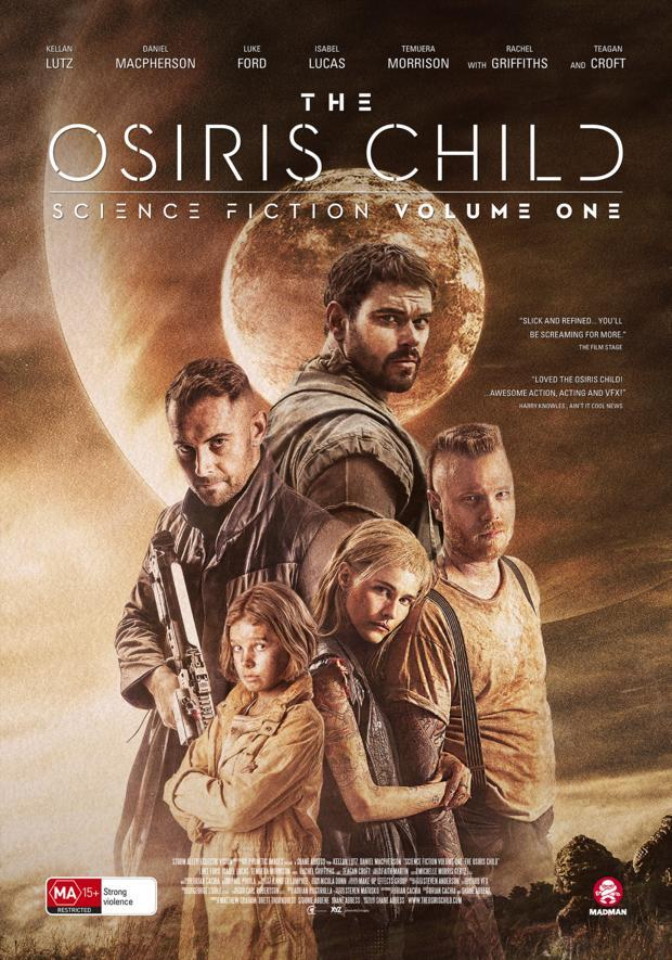 Science Fiction Volume One: The Osiris Child (BRRip Latino – Ingles 1080p) 2016