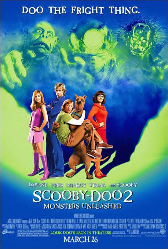 Scooby Doo 2 Monsters Unleashed 2004 Filmaffinity