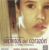 Secretos del corazón  - Caratula B.S.O