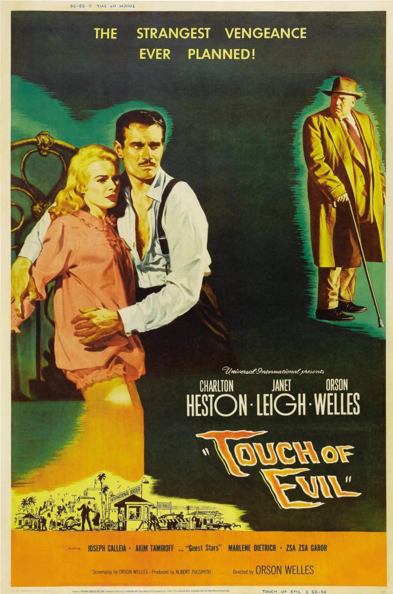 Sed De Mal 1958 Filmaffinity