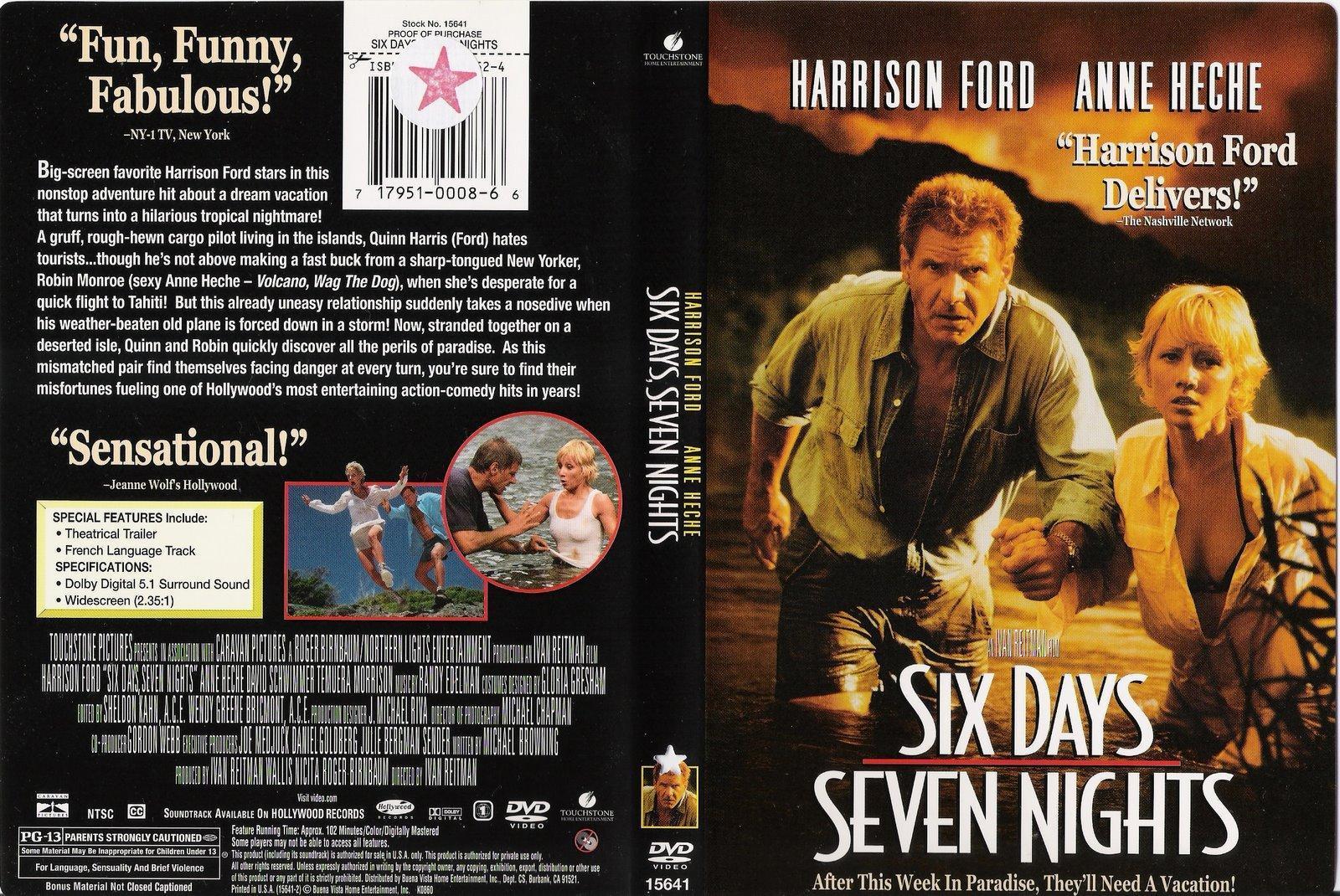 Siete dias siete noches 2002 - 2 9