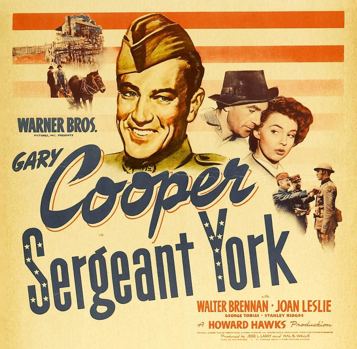 Sergeant York  - Promo