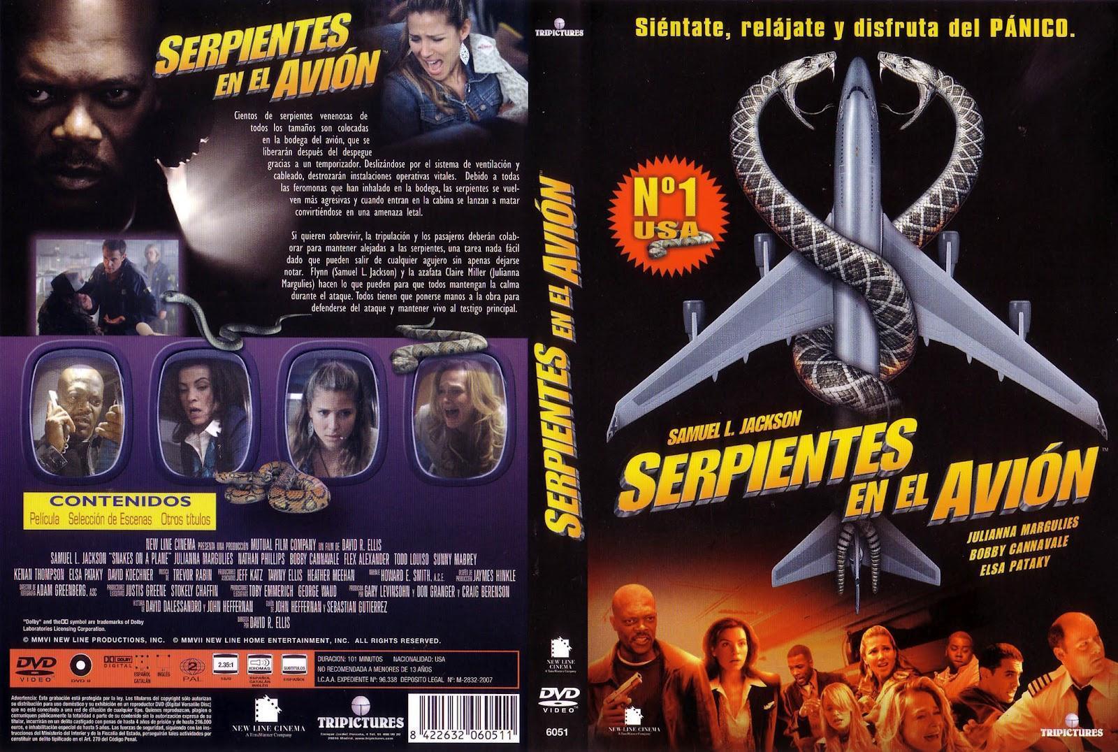 Serpientes A Bordo 2006 Filmaffinity