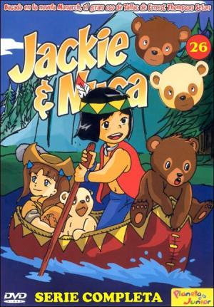 Seton Dôbutsuki Kuma no ko Jacky (Jackie & Nuca) (Serie de TV)