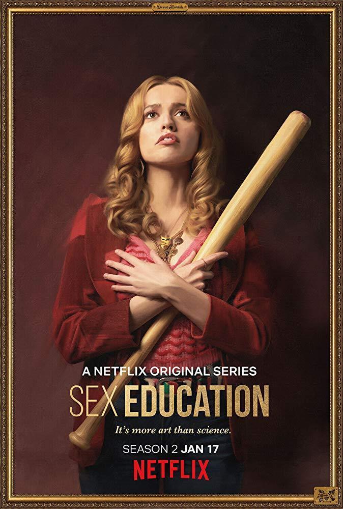 Sex Education netflix All Seasons Dual Audio Hindi 480p 720p HD Download
