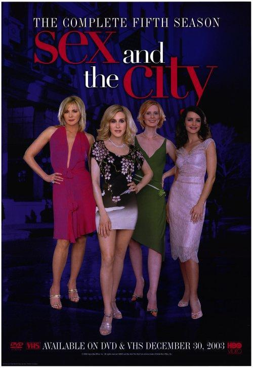 and show Sex the city tv