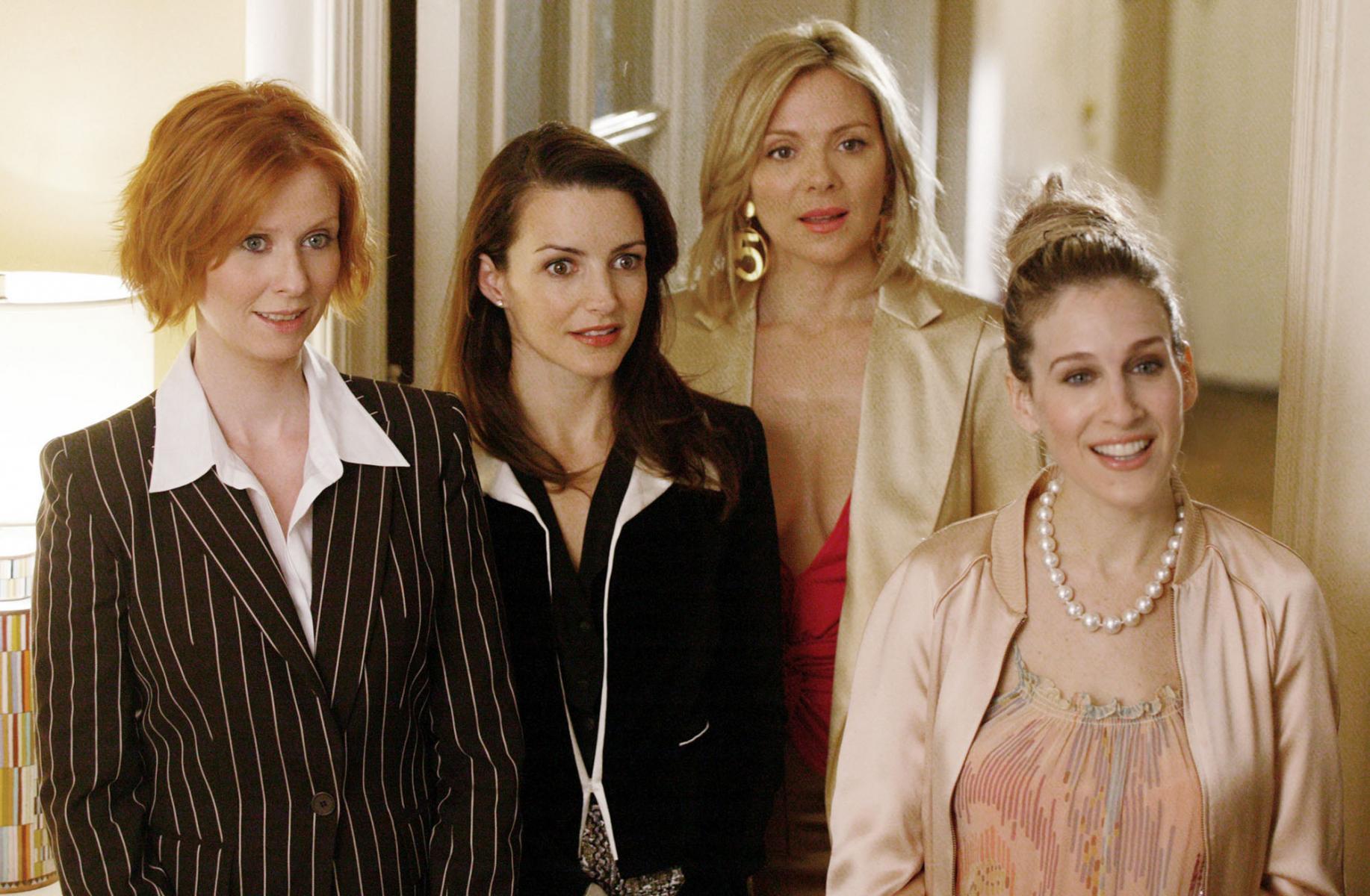 Pelicula sexo en nueva yor vercion porno samanta follando Sexo En Nueva York Serie De Tv 1998 Filmaffinity