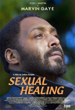 Marvin gaye sexual healing cover