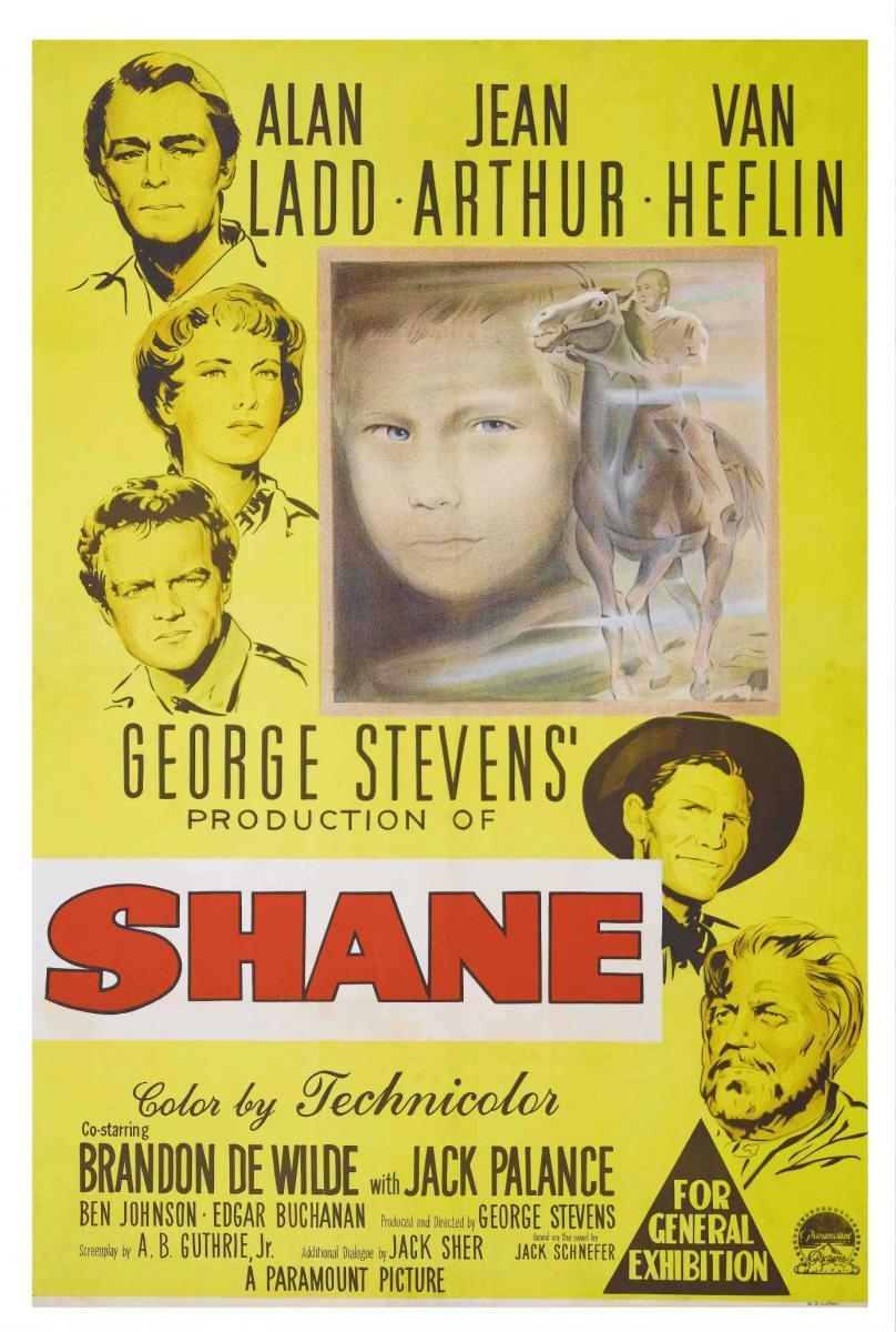 Shane (novel)