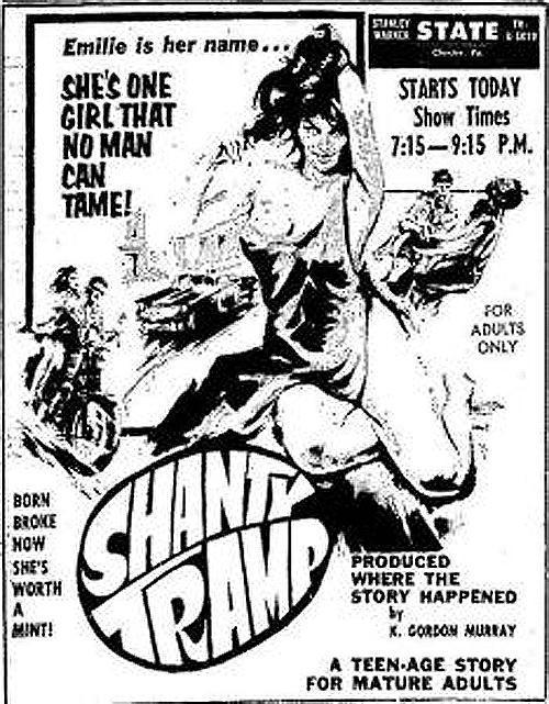 Shanty Tramp (1967) - Filmaffinity