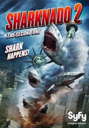 Sharknado 2: El segundo (El regreso) (TV)
