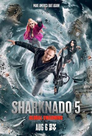 Sharknado 5: Aletamiento global (TV)