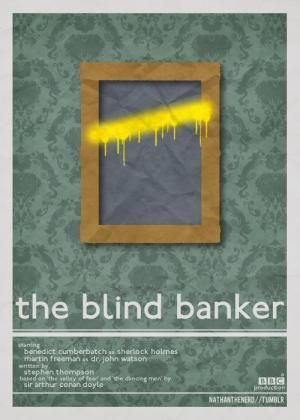 Sherlock: El banquero ciego (TV)
