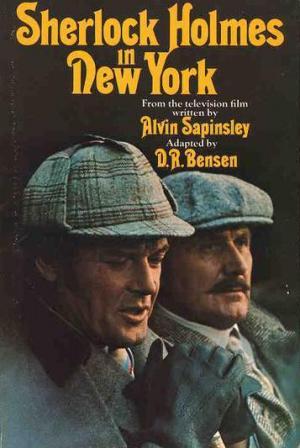 Sherlock Holmes en Nueva York (TV)