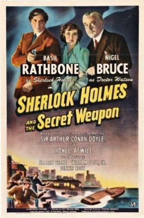 Sherlock Holmes y el arma secreta