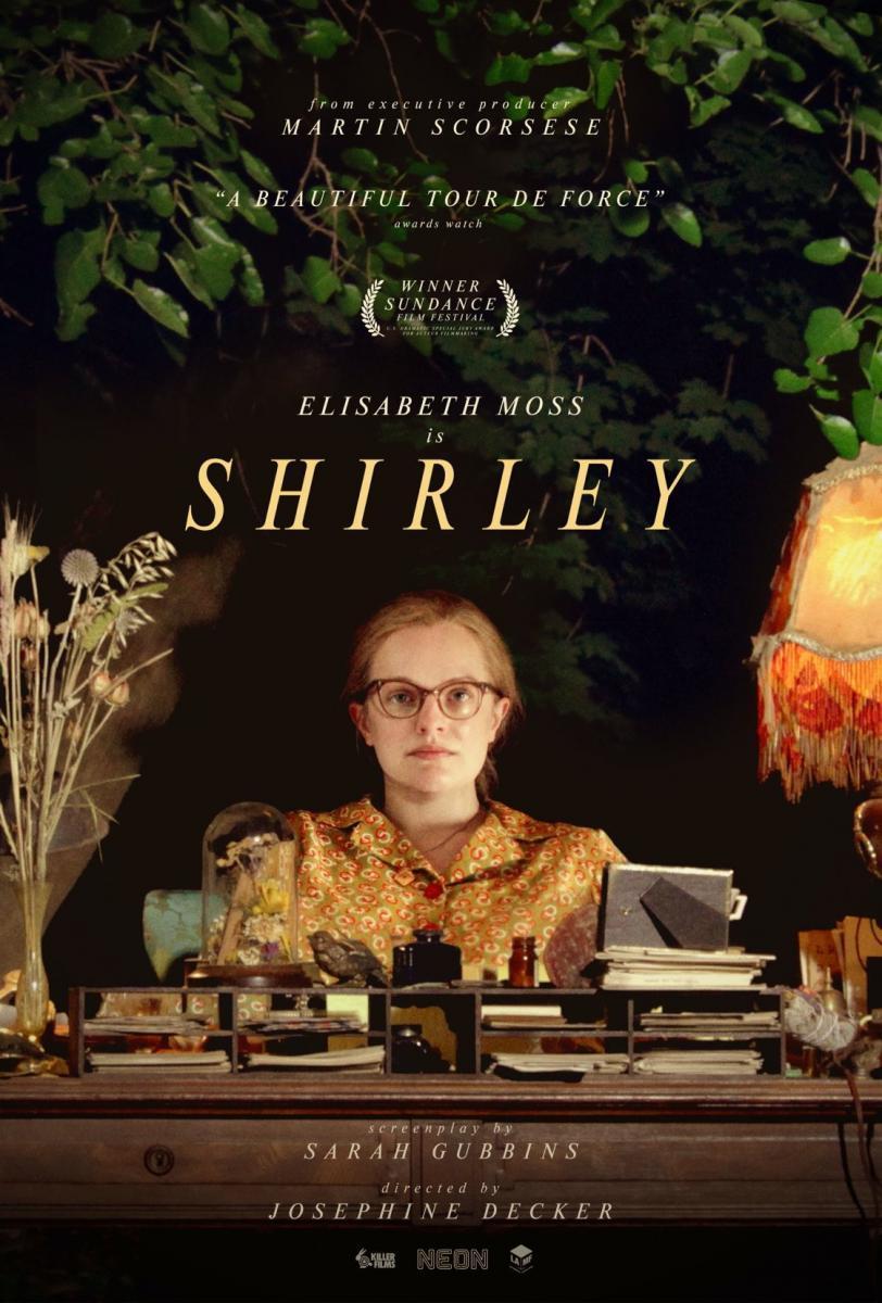 Shirley (2020) - Filmaffinity