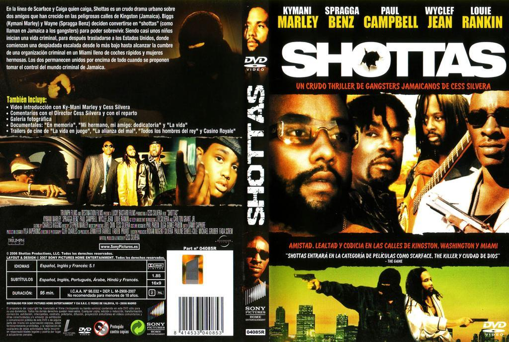 image gallery for shottas filmaffinity