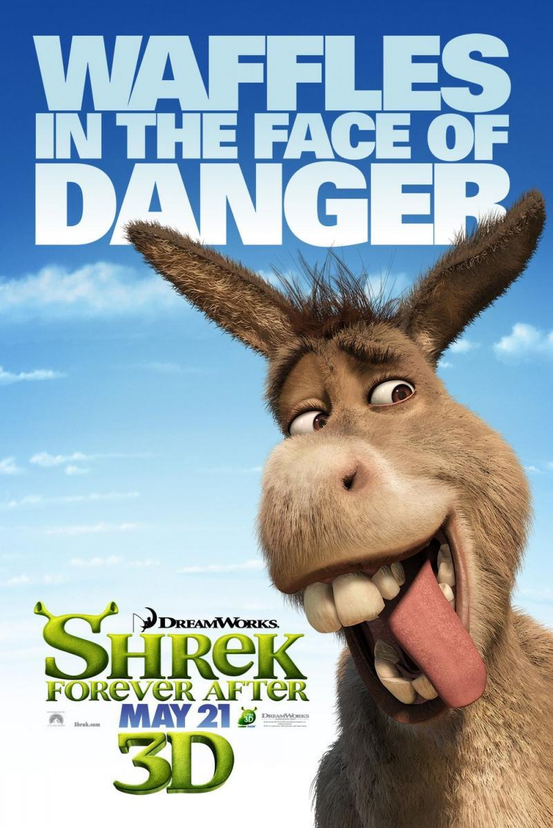 Shrek Forever After 2010 Filmaffinity