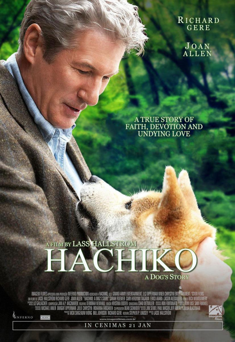 Siempre A Tu Lado Hachiko 2009 Filmaffinity