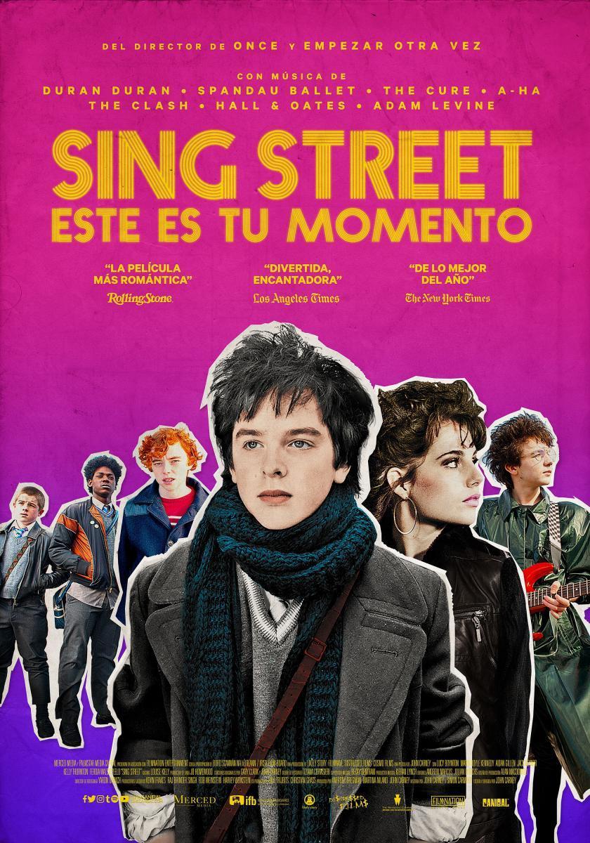 Últimas películas que has visto (las votaciones de la liga en el primer post) - Página 4 Sing_Street-278474132-large