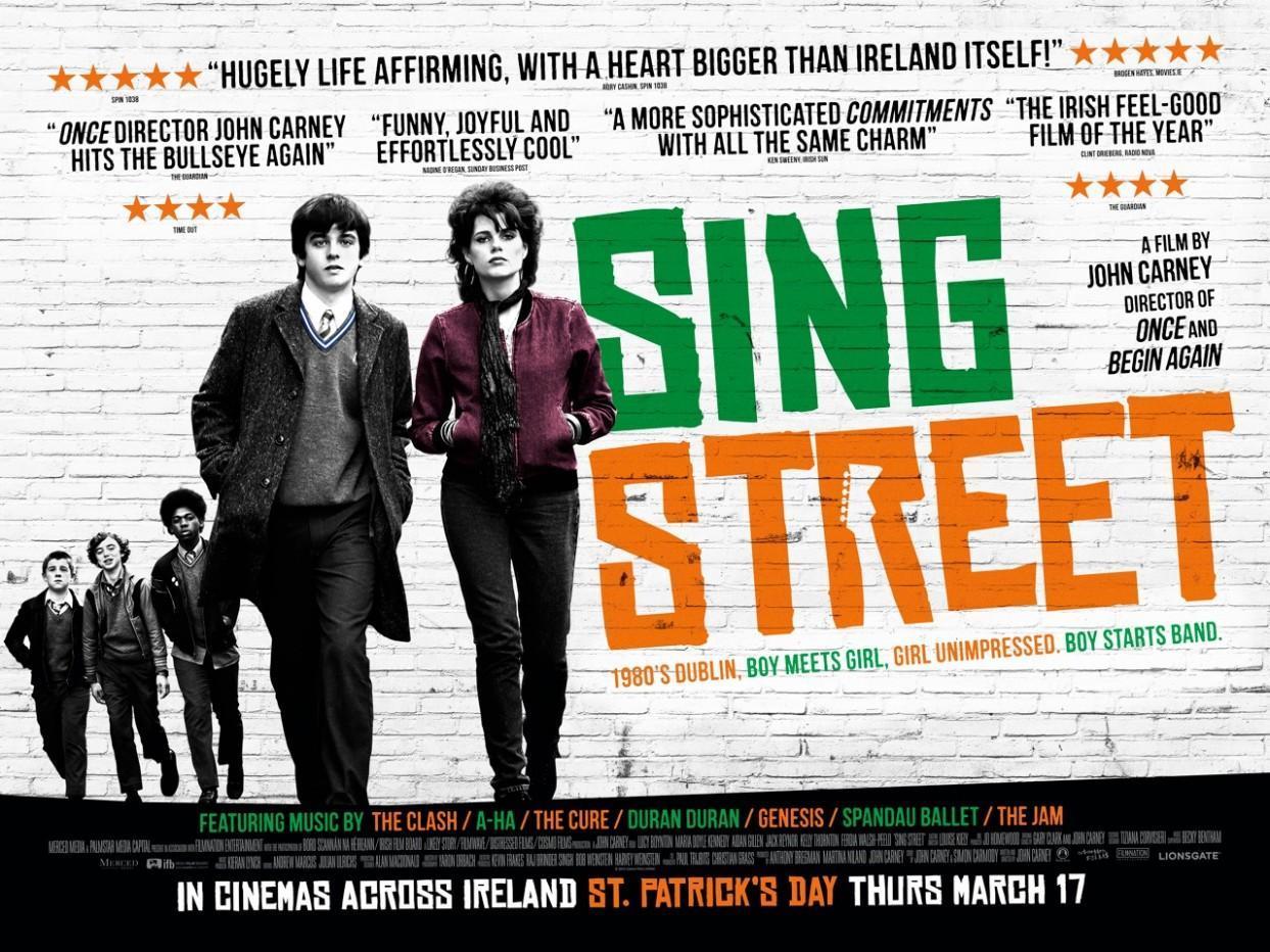 Sing Street (2016) - Filmaffinity