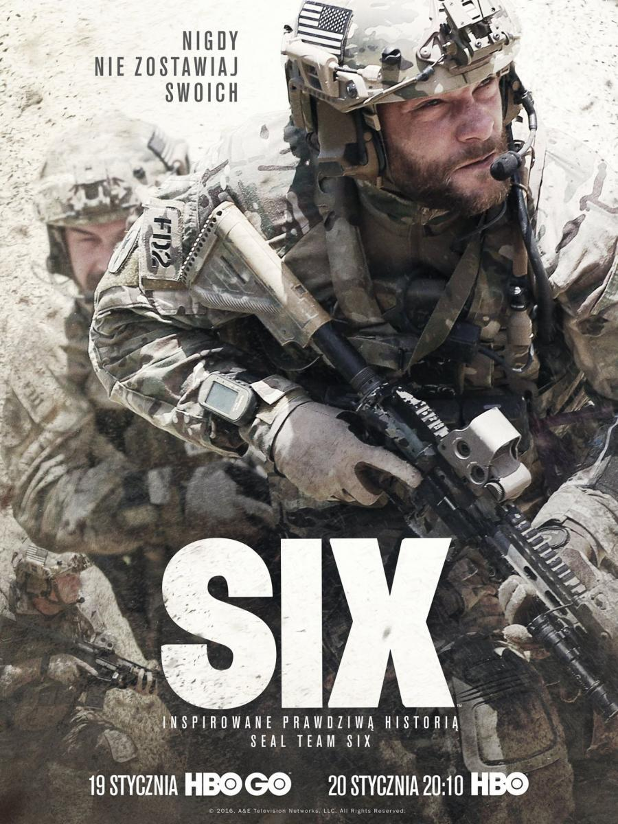 Image gallery for Six (TV Series) - FilmAffinity
