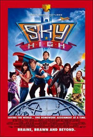 Sky High, escuela de altos vuelos