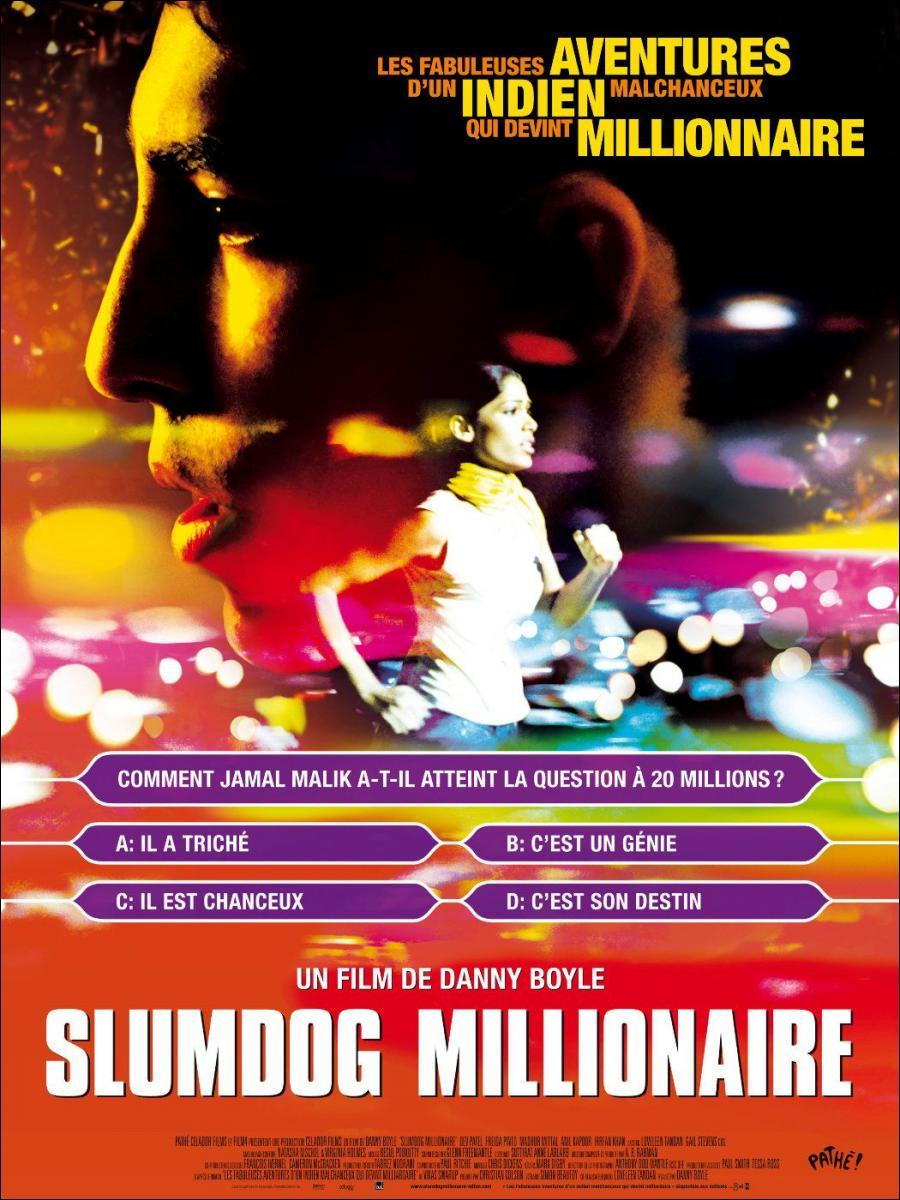 Slumdog Millionaire 2008 Filmaffinity