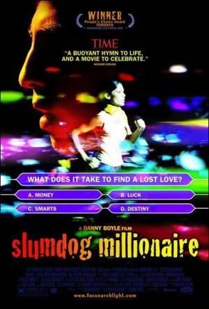 Slumdog millionaire - ¿Quién quiere ser millonario?
