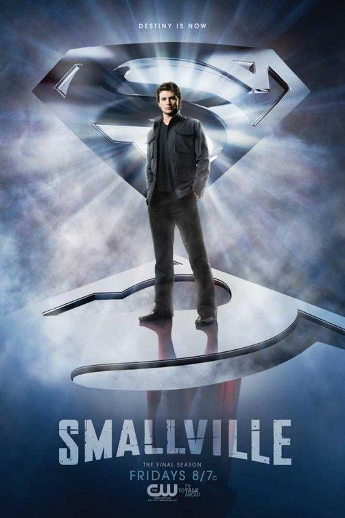 Smallville Temporada 10 (2010) HD 1080p  Latino – Ingles