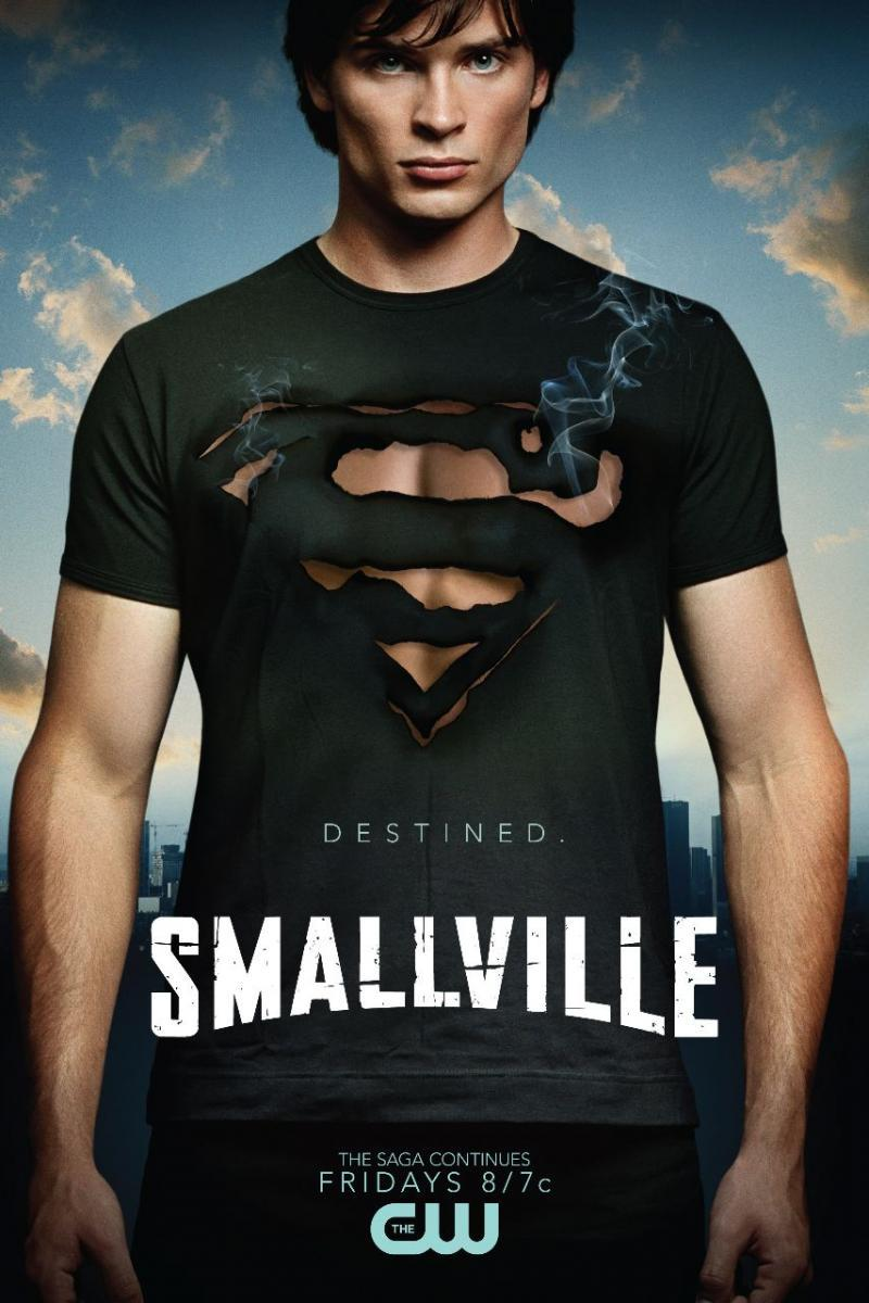 Smallville Temporada 9 (2009) HD 1080p Latino – Ingles