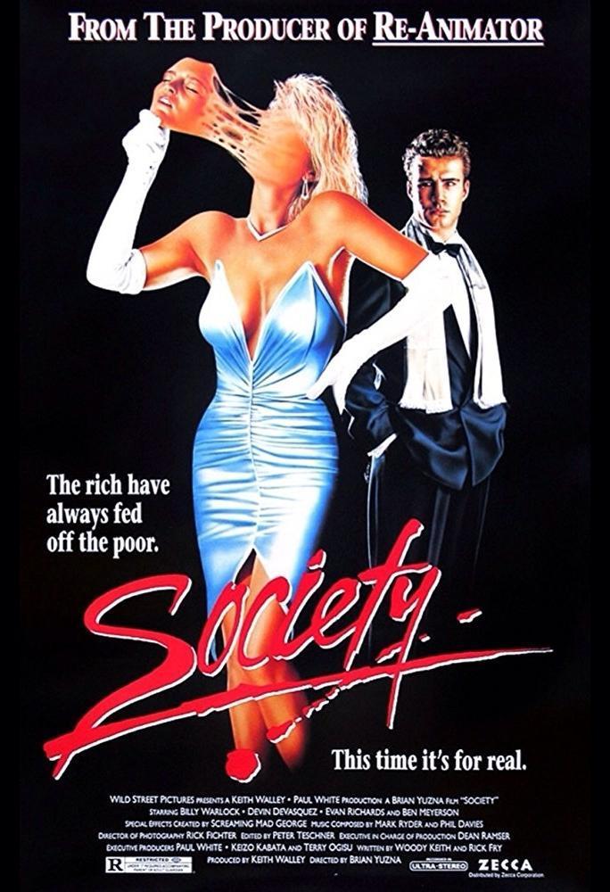 Society (1989) - Filmaffinity