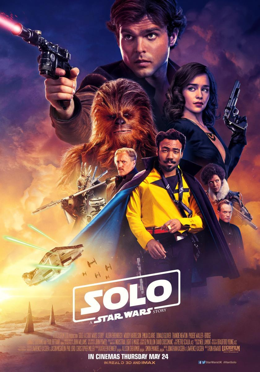 Solo A Star Wars Story 2018 Filmaffinity