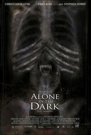 Solo en la oscuridad