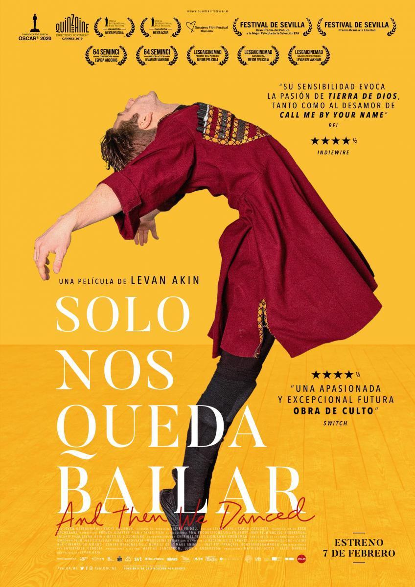 Solo nos queda bailar (2019) - Filmaffinity