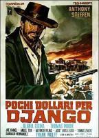 Some Dollars for Django  - Vhs