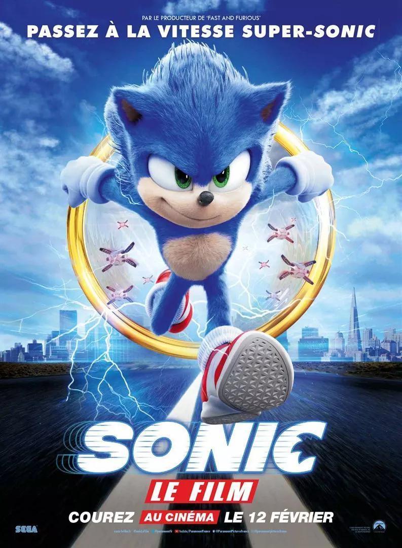 Sonic The Hedgehog 2020 Filmaffinity