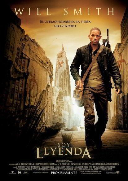 Soy leyenda [Español Latino][1080p][MEGA]
