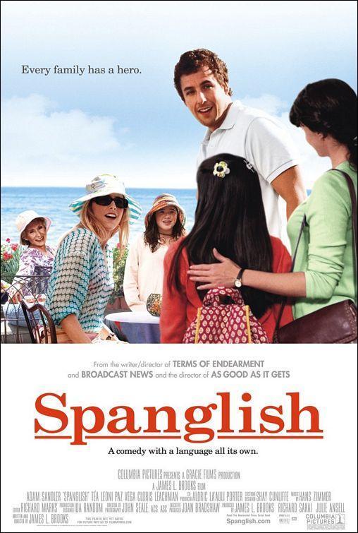 Spanglish (BRRip Bilingüe Latino – Ingles 1080p) 2004